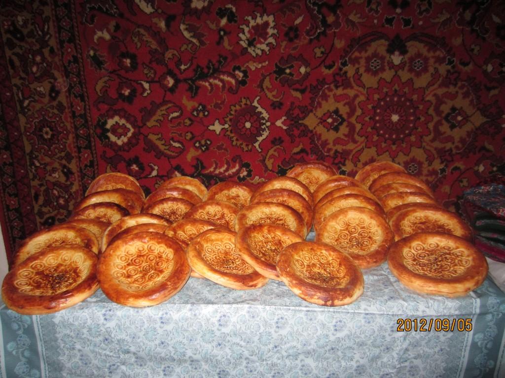 Chleb kirgiski