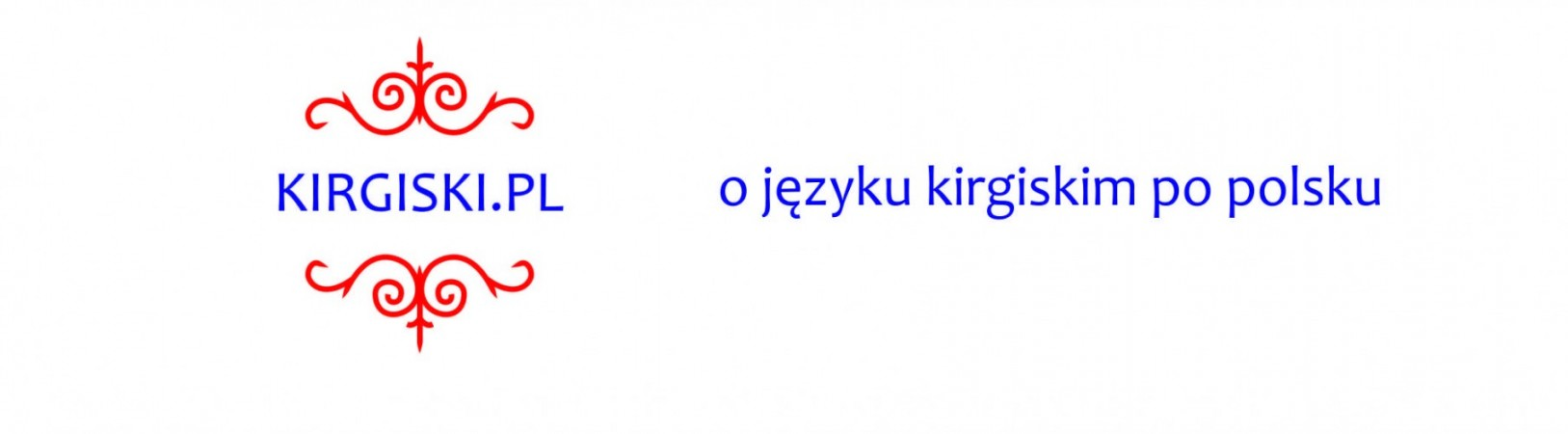 O języku kirgiskim