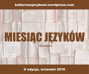 Miesiąc Języków II
