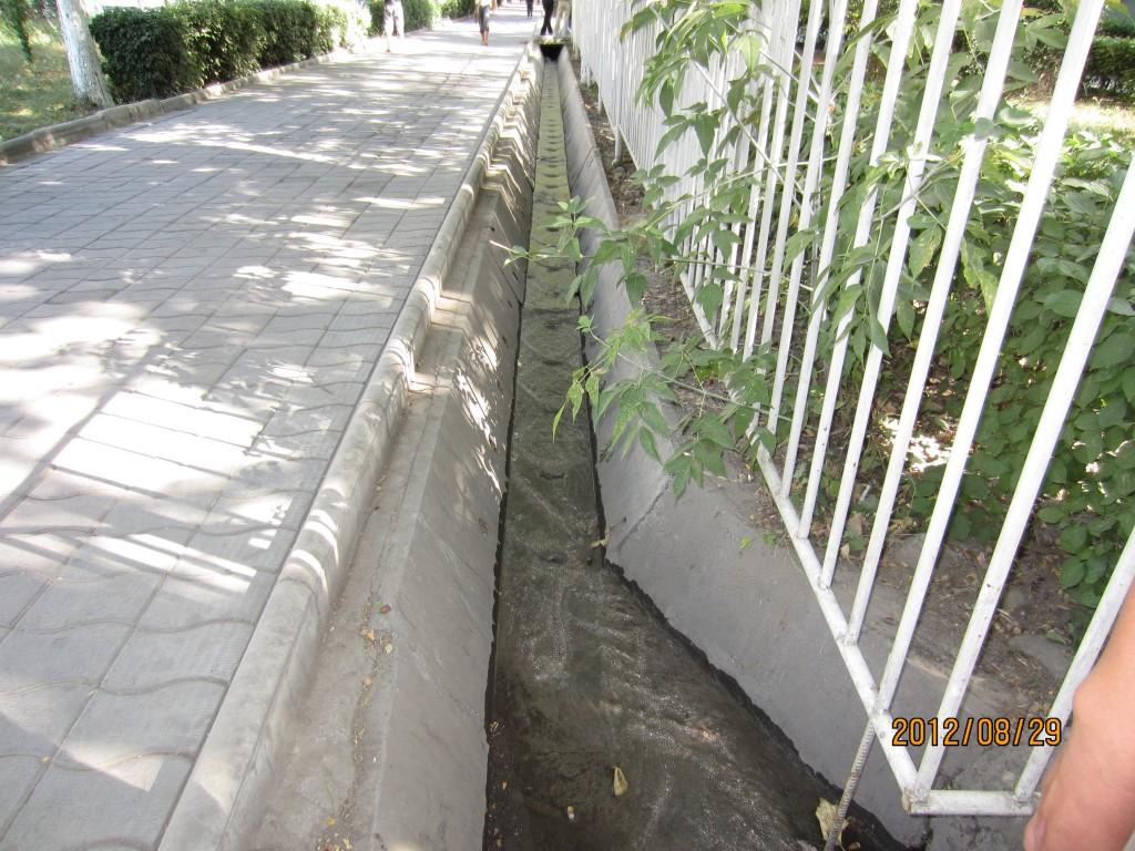 Aryk w Biszkeku