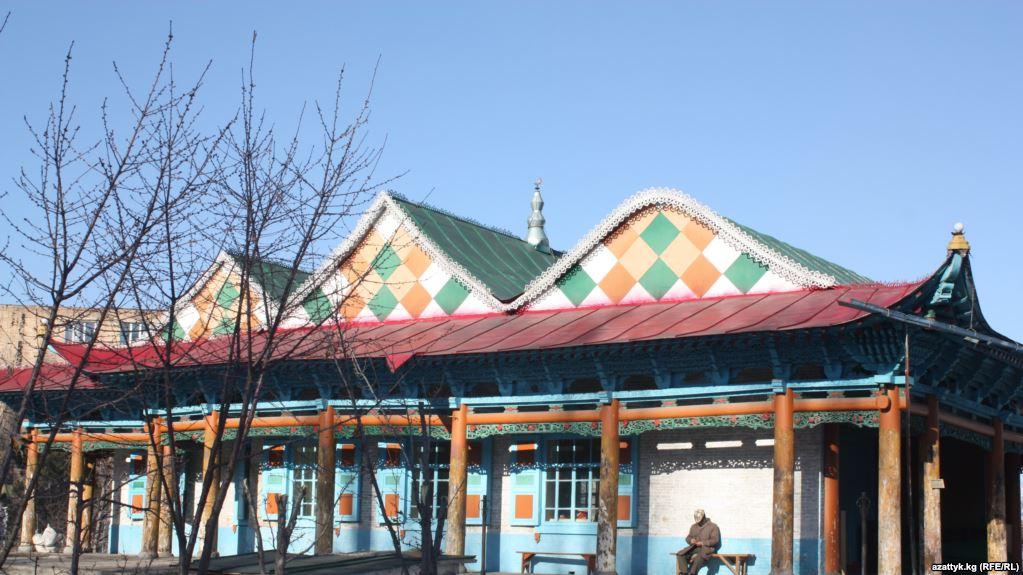 meczet w Karakole