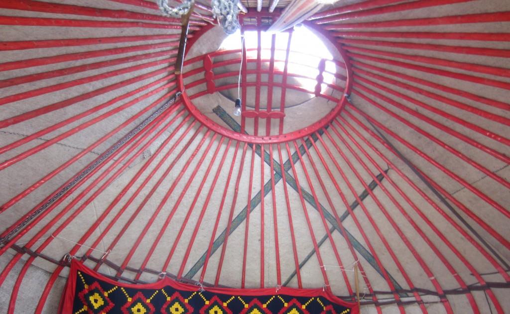 kopuła jurty